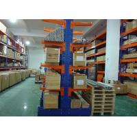 China Building Industry Heavy Duty Storage Racks For Plastic Water Pipes Easy Detachable on sale