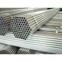 Varnish / Bare 100mm OD Seamless Alloy Steel Tube , Structural Steel Tubing Manufactures