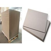 Gray Color Strawboard Paper in 1100gsm / 1.78mm Laminated Paperboard Manufactures