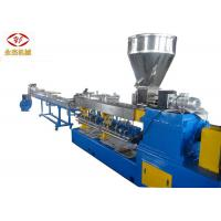 High Speed Clear PET Pelletizing Machine 62.4mm Screw Diameter Wear Resistance Manufactures