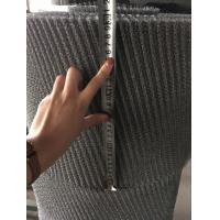 304 Stainless Steel Knitted Wire Mesh For Gas Liquid Filter Mesh Demister Manufactures