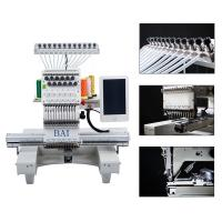 Dahao Computer System Single Head Embroidery Machine With Wilcom Software Freely Manufactures
