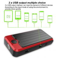 T6 portable emergency car jump starter power bank wholesale Manufactures