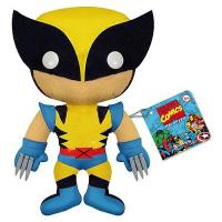 Marvel Avengers Wolverine Stuffed Toy Cartoon Plush Toys Lovely Manufactures