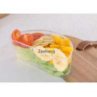Disposable Custom Pp Plastic Divided Plates With Microwave Friendly Materials For Food Manufactures