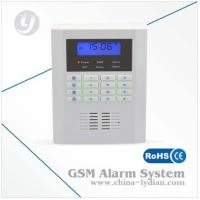 Gsm Pstn Dual Network Security Wireless Smart Security Alarm System Manufactures