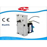 Gear Box Shaded Pole Motor For BBQ Machine , Skimmer , Massager , Pellet stove Manufactures