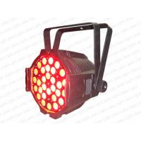 Disco RGB Led Par Light 30*3W 3 in 1 zoom For Professional Stage Programs Manufactures