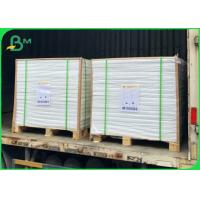 China Double Side Matt Coated 160um Stone Paper For Advertising Materials Anti Water on sale