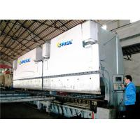 Electric Hydraulic Proportion CNC Tandem Press Line 800 Ton With Automatic Feeding Machine