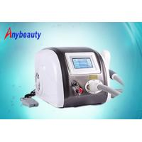 China 1064nm 532nm Q Switched Nd Yag Laser Tattoo Removal Machine F12 For Pigments Removal on sale