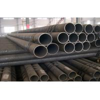 SGS Q345B 20# Cold Drawn Seamless Steel Tube Black Painting For Chemical Manufactures