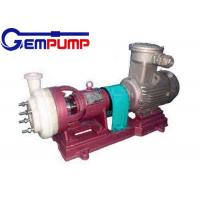 Chemical centrifugal pump for Petroleum / Metallurgy pump , chemical industry pump Manufactures