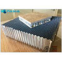 High Flat Surface Aluminum Honeycomb Core Good Wind Pressure Resistance Manufactures