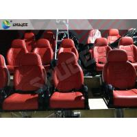 Theme Park Electronic System 5D Movie Theater System With 5D Camera Movies Manufactures