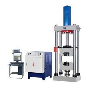 China Servo control Material Testing Machines hydraulic Tensile Testing Machine 600/1000kN on sale