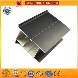 6m Normal Length Powder Coated Aluminium Profile Environmental Protection Manufactures