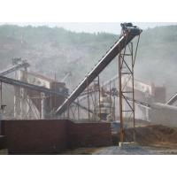 Efficient Automatic Mine Crushing Equipment 30 - 50 t / h , Stone Crushing Plant Manufactures