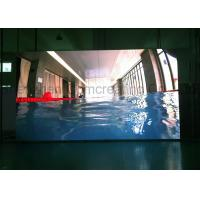 P5 Full Color HD SMD LED Video Screens Indoor Fixed Installation 1300cd / m² Manufactures