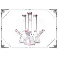 Pink Hello Kitty Hookahs Straight Tube Heady With Hand Blown Technology Manufactures