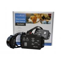 Waterproof Remote Pet Training Collar , In-ground Wireless Pet Electronic Fence Manufactures