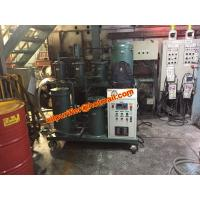 Regenerated used hydraulic oil filters machine,oil recovery,vacuum degasifier, filtration plant online working Manufactures