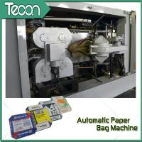 Automatic Bottom Open and Glue Bottomer Machine Paper Bags Production Lines Manufactures