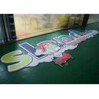 Light Weight Custom PVC Signs Plastic Advertising Signs UV Printed Manufactures