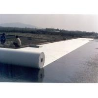 Quality Permeable Geotextile Fabric For Gravel Driveways Construction , Geosynthetic Fabric for sale
