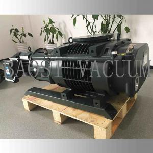 BSJ600L 600 L/s Booster Vacuum Pump / Roots Vacuum Pump Whole Aluminium Alloy Made Manufactures