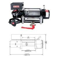 Electric Winch, Model#EWS10000 Manufactures