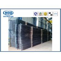 Energy Saving Steel Boiler Economizer Heat Exchange Tubes Boiler Spare Parts Heavy Duty Manufactures