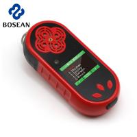 Battery Operated Toxic Gas Detector , High Accuracy Cl2 So2 Co Gas Monitor System Manufactures