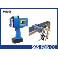 Industrial Thermal Inkjet Coder 360 Degree Omnidirectional Spray Code Manufactures