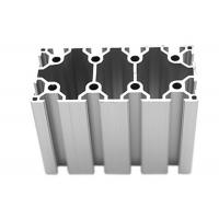 Alloy T-slotted Extrusion Power Supply Aluminum Aluminium Profile With 60x120mm Manufactures