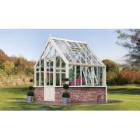 unilateral greenhouse with two roof windows Manufactures