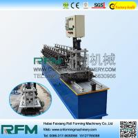 Drywall Steel Metal Stud And Track Roll Forming Machine Siemens Frequency Manufactures
