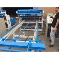 Width 2000mm Automatic Mesh Panel Welding Machine For Galvanized Mesh Manufactures