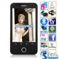 Tian Xing A3000 Quad Band Dual Cards Dual Standby Single Camera GPRS WIFI JAVA A-GPS Bluetooth Analog TV Android 2.2 OS 3.3-inch Touch Screen Smart Phone Manufactures