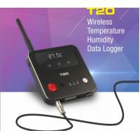 T20 SMS GPRS WIFI Temperature & Humidity Sensor with Cloud based monitoring Manufactures