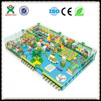 China Large and Giant Indoor Playground Used Indoor Playground Equipment for Sale QX-107A on sale