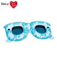 Pool party inflatable sunglasses pool float Manufactures