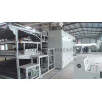 China Nonwoven Machinery Thermal Bonded Production Line on sale