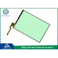 3.1 inches 4 Wire Touch Panel / 1.1 mm Glass Transparent Touch Panel LCD Manufactures