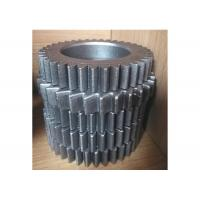 High precision forged metal parts 4140 Alloy Steel Gear Forging ISO 9001 Certified
