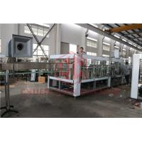 Plastic Bottle Beer Filling Machine With Co2 Injection System Brewery Manufactures