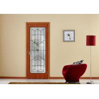 Doors Window Decorative Patterned Glass Thermal Sound Insulation Keep Warm Manufactures
