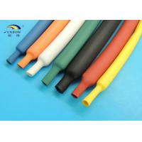 High quality heat shrink tubing no adhesive for wire harness protection Manufactures