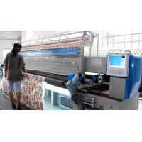 Blankets and Quilts Industrial Embroidery Machines for making 3.2 Meters Products Manufactures