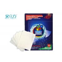 Colour Grabber Laundry Sheets Color Absorbing / Colour & Dirt Catcher Sheet Manufactures